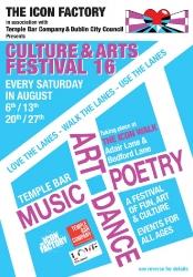 Culture & Arts Festival 2016