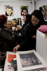 """""""NINETEEN SEVENTY FOUR"""" by Colm McCarthy - opening 02/11/2012"""