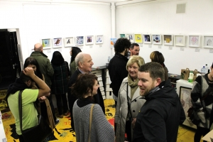 THE BLIND ELEPHANT COLLECTIVE - opening 06/11/2015