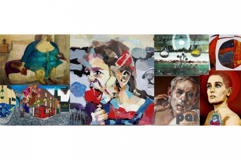 The 12th Annual Polish Arts Festival Exhibition with The Icon Factory artists
