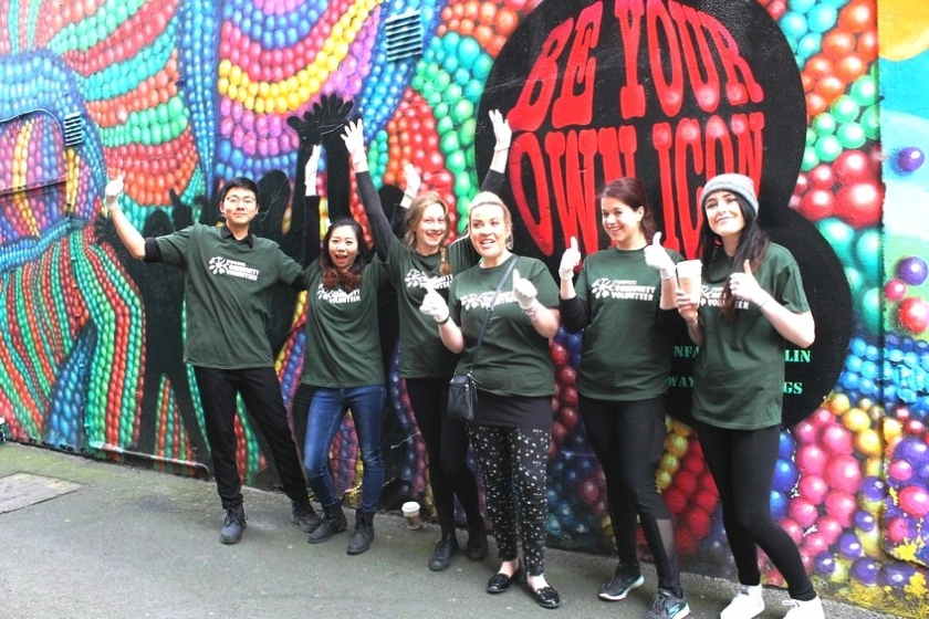 STARBUCK IRELAND & The Icon Walk - Community Painting Work