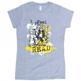 Feed Your Head  - The Icon Walk T-shirt
