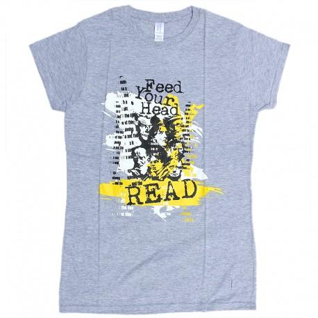 Feed your head read Tshirt