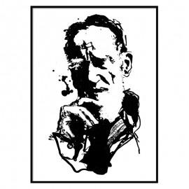 George Bernard Shaw Fine Art Print