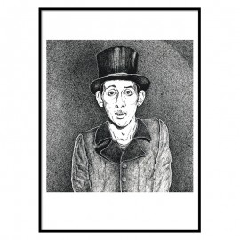 Shane MacGowan Fine Art Print