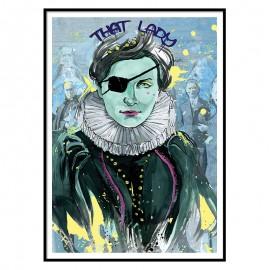 Kate O'Brien Fine Art Print
