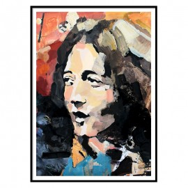Rory Gallagher Fine Art Print