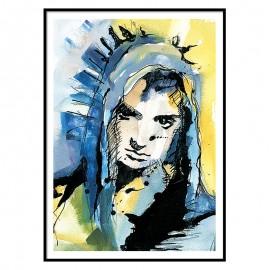 Sinead O'Connor Fine Art Print