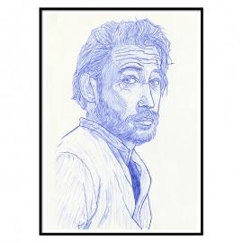 Peter O'Toole Fine Art Print