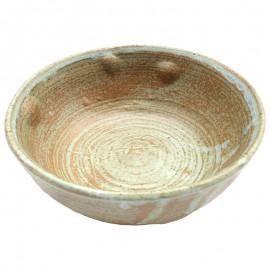 Hand Made Ceramic bowl by Iwona Kreciwilik created in Pottery Studio in Goldsmith Hall Trinity College Dublin