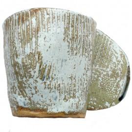 Hand Made Ceramic Cup by Iwona Kreciwilik