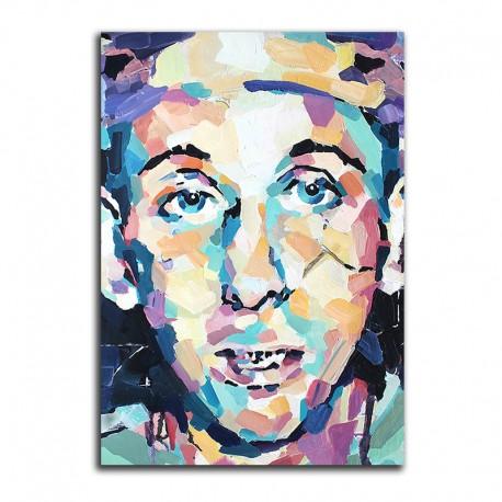Shane McGowan Original by Aga Szot
