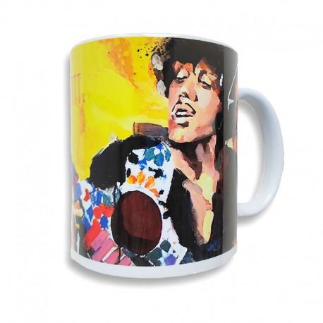 Phil Lynott Mug The icon factory The icon walk Dublin