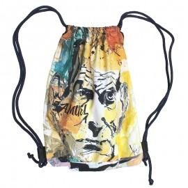 Samuel Beckett Eco Cotton Pack Bag